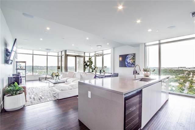 501 W West Ave #2504, Austin, TX 78701 (#4540097) :: Zina & Co. Real Estate