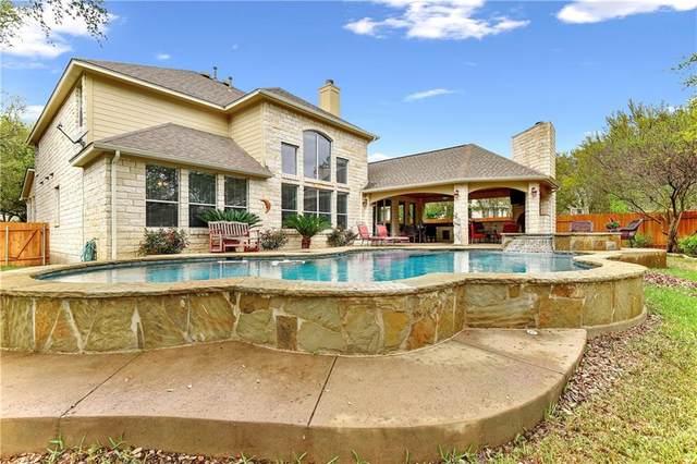2306 Masonwood Way, Round Rock, TX 78681 (#4542475) :: Watters International