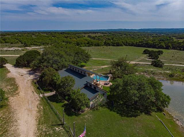 4697 Rocky, Blanco, TX 78606 (MLS #4542970) :: Brautigan Realty