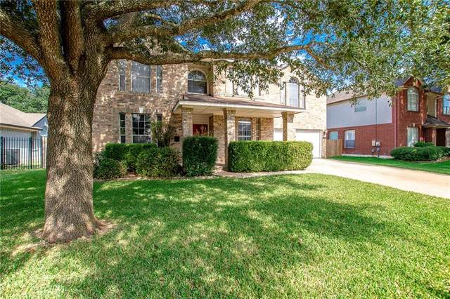 712 Goodspeed Pkwy, Pflugerville, TX 78660 (#4543846) :: Papasan Real Estate Team @ Keller Williams Realty