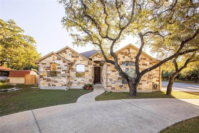 3 Garrison Trl, Wimberley, TX 78676 (#4543901) :: First Texas Brokerage Company