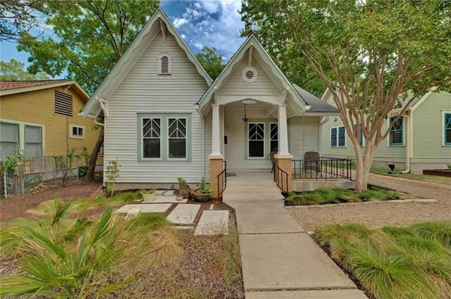1703 Kenwood Ave, Austin, TX 78704 (#4544354) :: Lauren McCoy with David Brodsky Properties