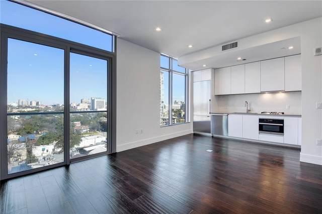 501 West Ave #1206, Austin, TX 78701 (#4545400) :: Papasan Real Estate Team @ Keller Williams Realty