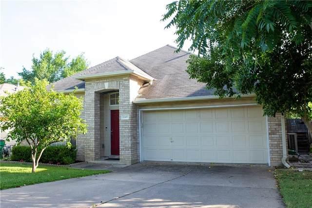 2207 Rick Whinery Dr, Austin, TX 78728 (#4546184) :: Ben Kinney Real Estate Team