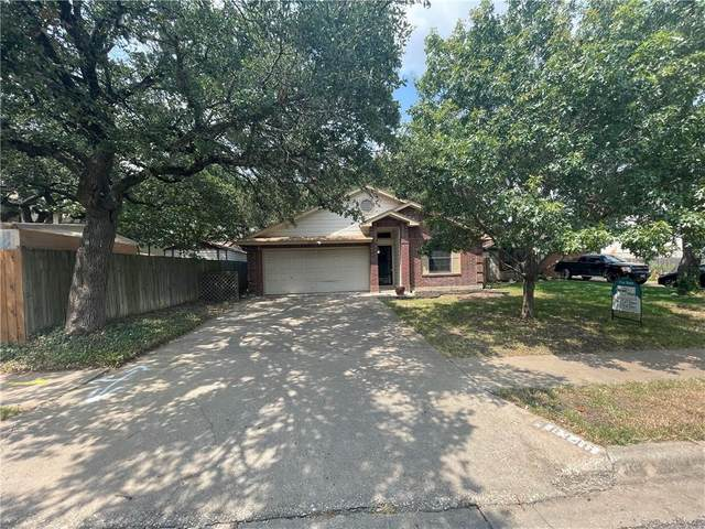 8346 Glen Canyon Dr, Round Rock, TX 78681 (#4546335) :: Papasan Real Estate Team @ Keller Williams Realty