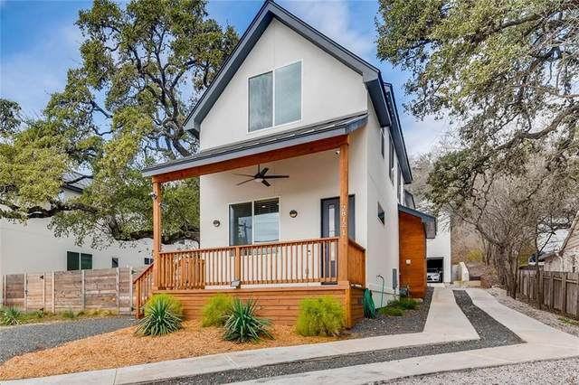 2812 Oak Springs Dr #1, Austin, TX 78702 (#4548144) :: Realty Executives - Town & Country
