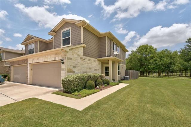 812 Emily Dickenson Dr B, Pflugerville, TX 78660 (#4549299) :: Ben Kinney Real Estate Team