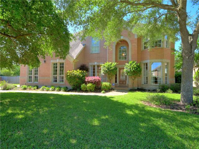 2129 Clear Lake Pl, Round Rock, TX 78665 (#4549846) :: The Perry Henderson Group at Berkshire Hathaway Texas Realty