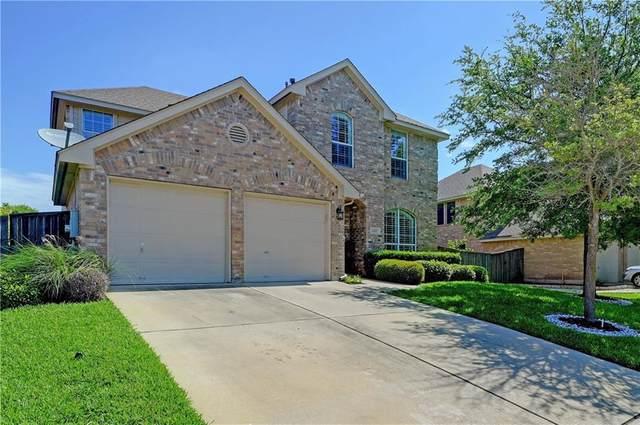 4302 Parkvista Trl, Round Rock, TX 78665 (#4549918) :: Ben Kinney Real Estate Team