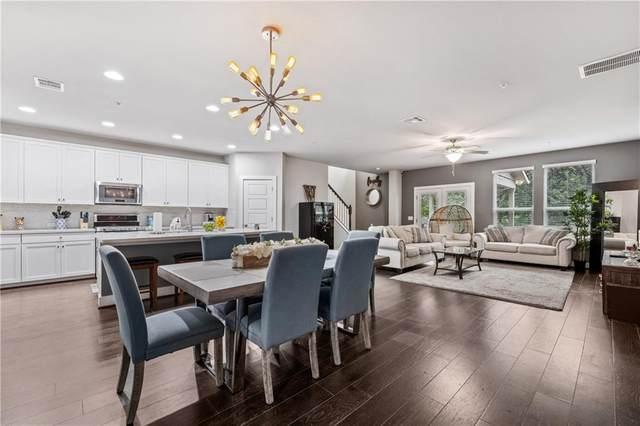 7305 Merrick Ln, Austin, TX 78745 (#4550112) :: Papasan Real Estate Team @ Keller Williams Realty