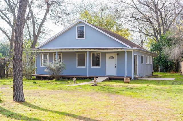 1820 Pecan St, Bastrop, TX 78602 (#4550615) :: Lancashire Group at Keller Williams Realty