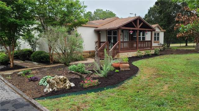 203 Sunny Oaks Dr, Bastrop, TX 78602 (#4550805) :: The Perry Henderson Group at Berkshire Hathaway Texas Realty