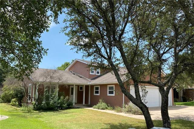 207 Fox Xing, Burnet, TX 78611 (#4552022) :: Papasan Real Estate Team @ Keller Williams Realty