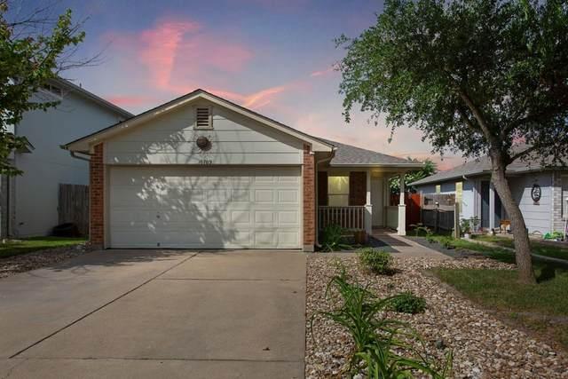 16709 Hamilton Point Cir, Manor, TX 78653 (#4554232) :: The Myles Group   Austin