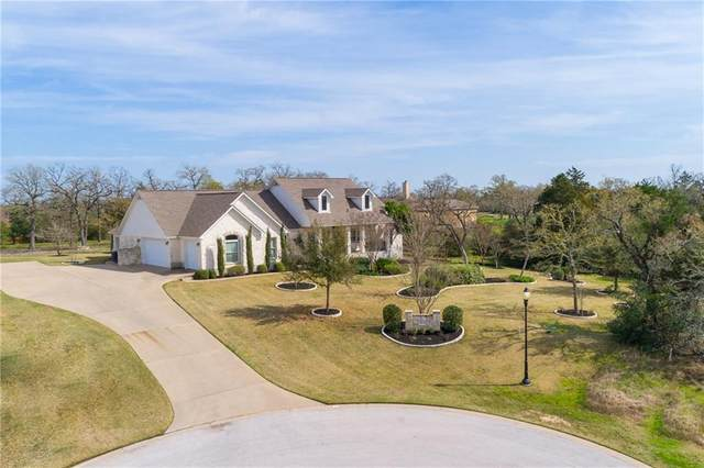 163 Carriage Ct, Bastrop, TX 78602 (#4555768) :: The Heyl Group at Keller Williams