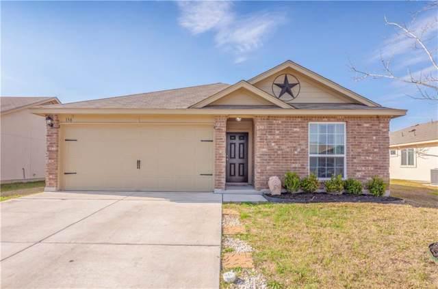 138 Talon Dr, Luling, TX 78648 (#4556628) :: Ben Kinney Real Estate Team