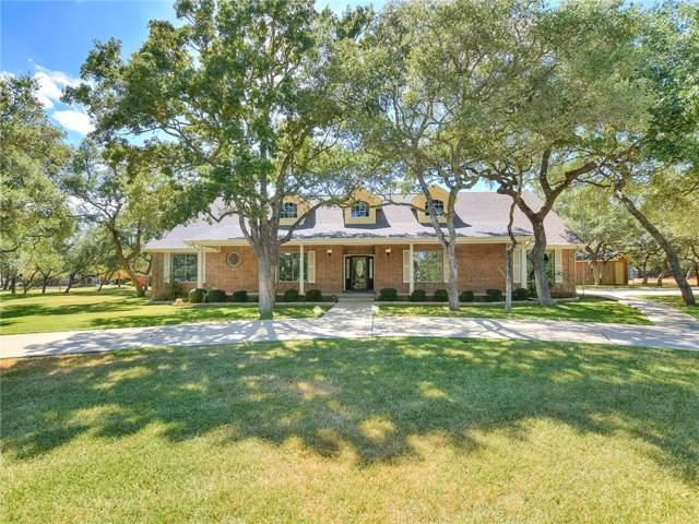 121 Post Oak Ln, Driftwood, TX 78619 (#4556651) :: The Heyl Group at Keller Williams