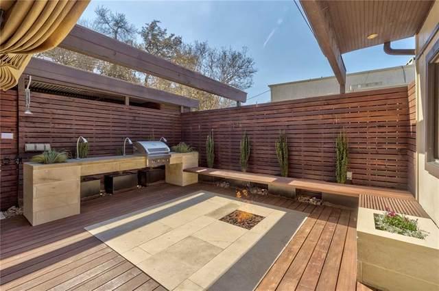 3605 Las Colinas Dr C, Austin, TX 78731 (#4558135) :: Papasan Real Estate Team @ Keller Williams Realty