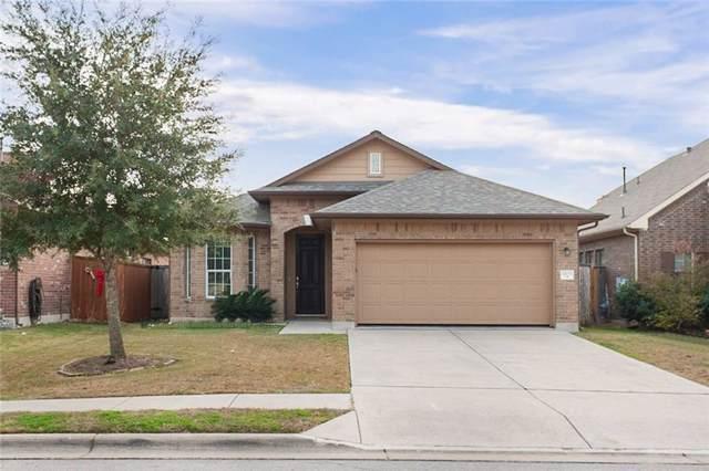 12033 Pecangate Way, Manor, TX 78653 (#4558221) :: RE/MAX Capital City