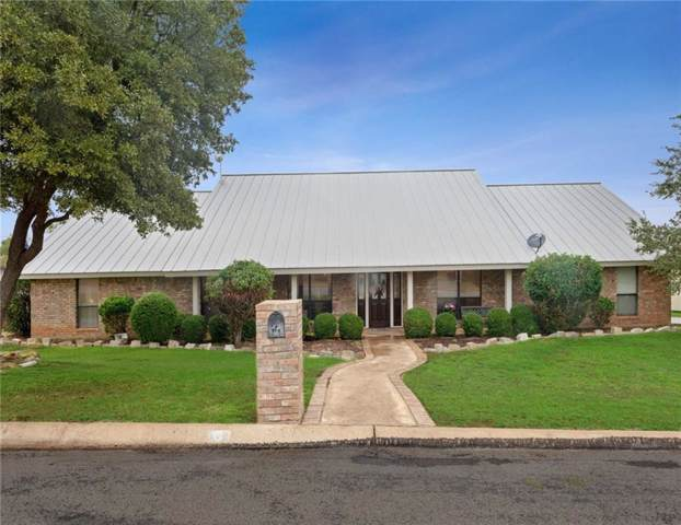 509 E Granite St, Llano, TX 78643 (#4558864) :: The Perry Henderson Group at Berkshire Hathaway Texas Realty