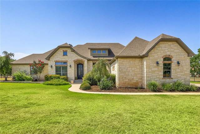 111 Standing Oak Dr, Georgetown, TX 78633 (#4559020) :: The Summers Group