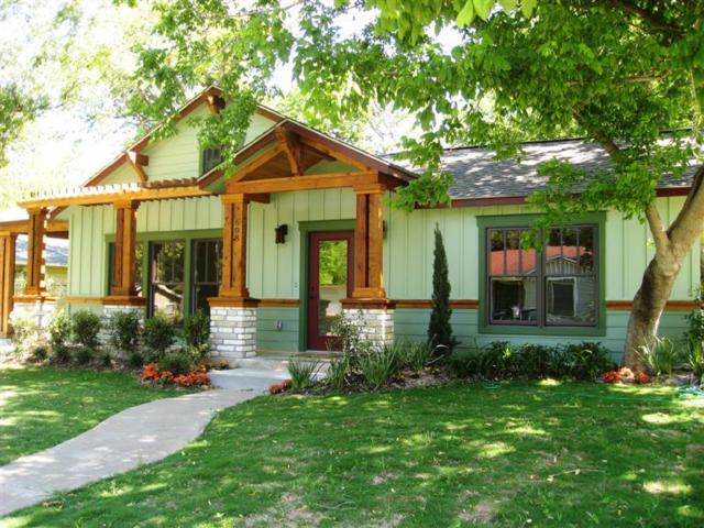 608 E 48th St, Austin, TX 78751 (#4559141) :: Realty Executives - Town & Country