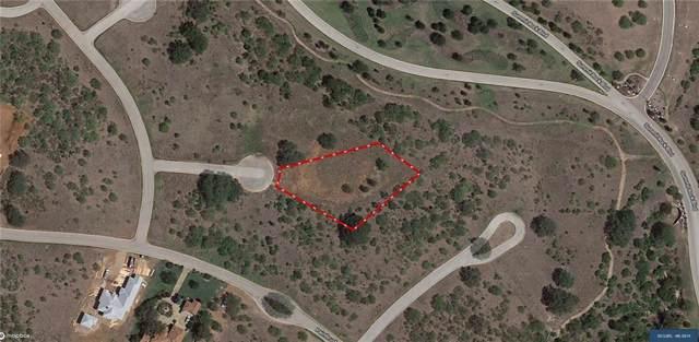 Lot 39 TBD Violet Meadow, Horseshoe Bay, TX 78657 (#4559455) :: Watters International