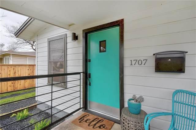 1707 Mckinley Ave, Austin, TX 78702 (#4562618) :: Watters International