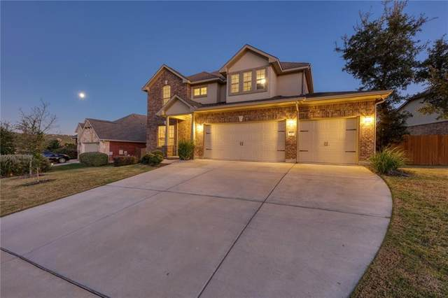 8001 Arbor Knoll Ct, Lago Vista, TX 78645 (#4563008) :: Papasan Real Estate Team @ Keller Williams Realty