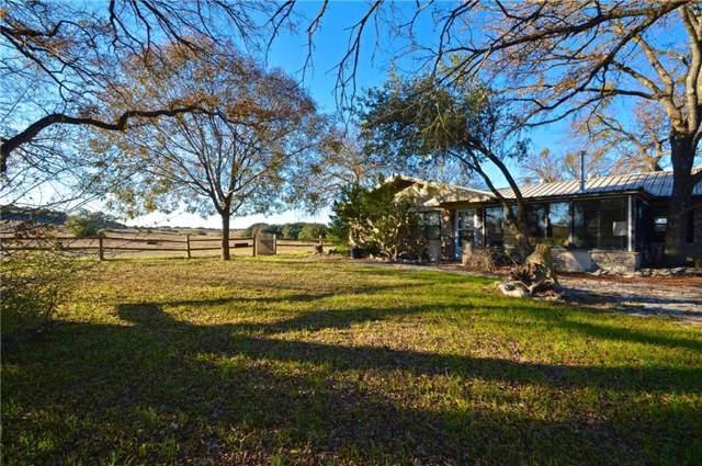 385 County Road 2806, Lampasas, TX 76550 (#4563495) :: The Perry Henderson Group at Berkshire Hathaway Texas Realty