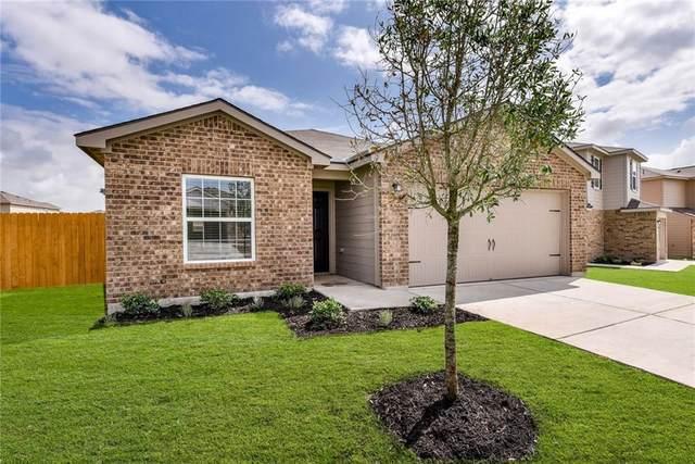 220 Hyacinth Way, Jarrell, TX 76537 (#4564127) :: The Perry Henderson Group at Berkshire Hathaway Texas Realty