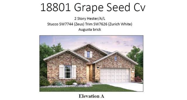 18801 Grape Seed Cv, Austin, TX 78738 (MLS #4565632) :: Brautigan Realty