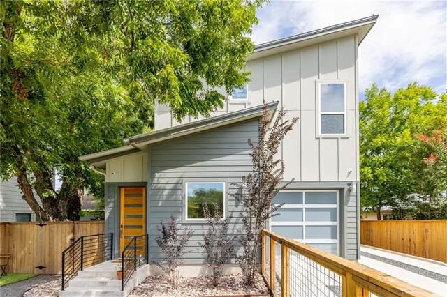 1131 Map St #1, Austin, TX 78721 (#4569164) :: Papasan Real Estate Team @ Keller Williams Realty