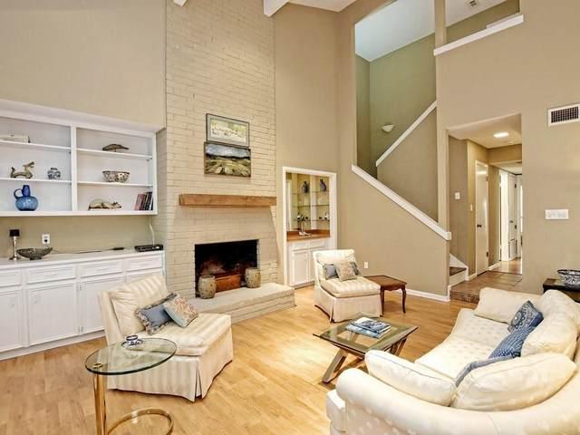 4106 Ridgeline Trl, Austin, TX 78731 (#4570659) :: Papasan Real Estate Team @ Keller Williams Realty