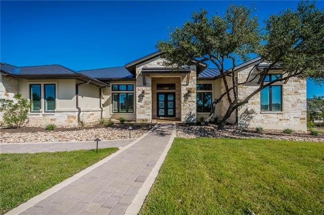 1800 Ballinger Dr, Spicewood, TX 78669 (#4571053) :: RE/MAX Capital City