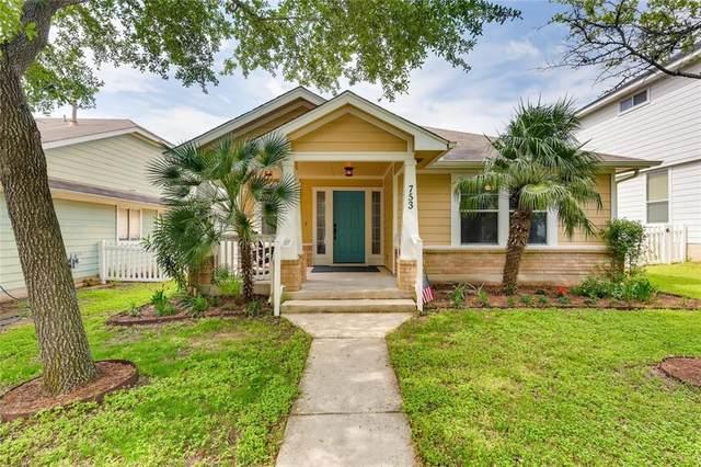 753 Scheel Rd, Kyle, TX 78640 (#4572489) :: Papasan Real Estate Team @ Keller Williams Realty