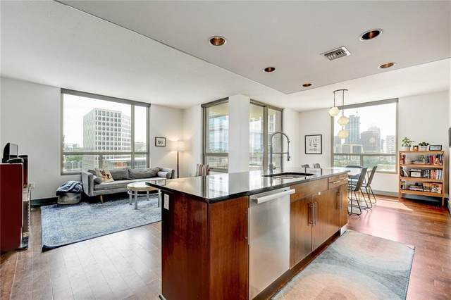 300 Bowie St #901, Austin, TX 78703 (#4573092) :: Papasan Real Estate Team @ Keller Williams Realty
