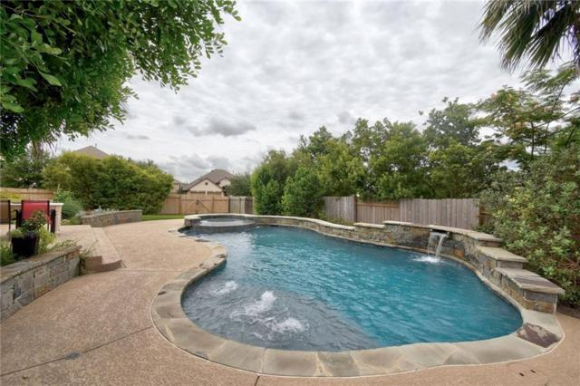 4206 Cancelo Way, Round Rock, TX 78681 (#4573438) :: The Heyl Group at Keller Williams