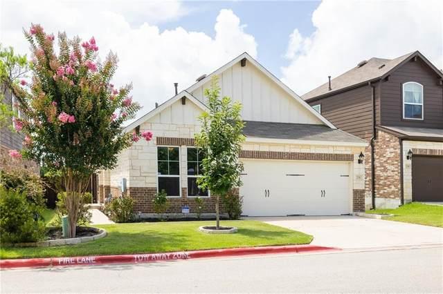 3451 Mayfield Ranch Blvd #236, Round Rock, TX 78681 (#4574503) :: Papasan Real Estate Team @ Keller Williams Realty