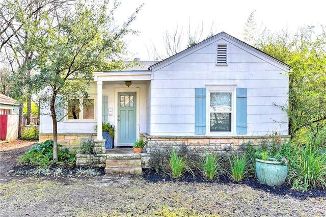 5303 Avenue H, Austin, TX 78751 (#4574634) :: Realty Executives - Town & Country