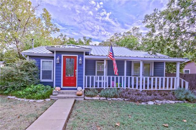 309 E Kerr St, Burnet, TX 78611 (#4574801) :: Papasan Real Estate Team @ Keller Williams Realty