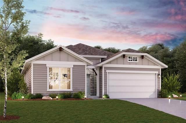 328 Mcclintock Rd, Jarrell, TX 76537 (#4574884) :: Front Real Estate Co.