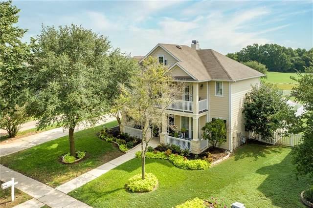 288 Caraway, Kyle, TX 78640 (#4575095) :: Papasan Real Estate Team @ Keller Williams Realty