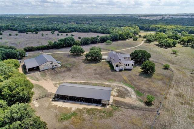 101 Spears Ranch Rd, Jarrell, TX 76537 (#4580233) :: The Perry Henderson Group at Berkshire Hathaway Texas Realty