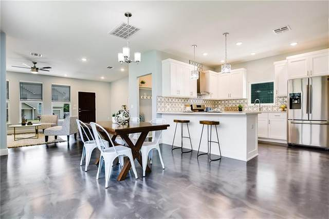 7612 Bethune Ave A, Austin, TX 78752 (#4580758) :: The Heyl Group at Keller Williams
