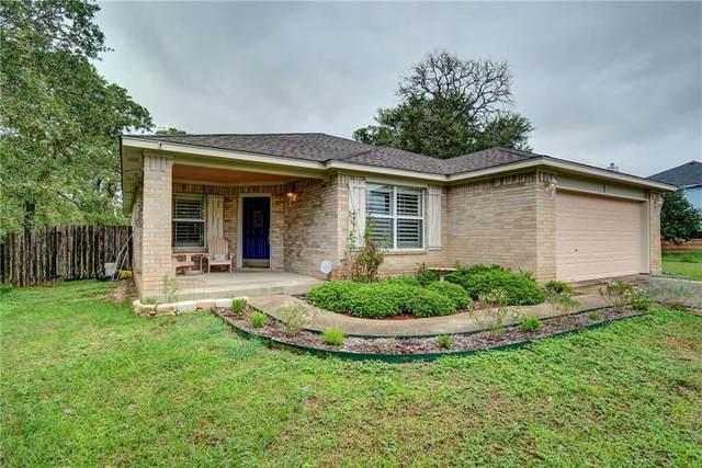 160 Billingsley Hts, Cedar Creek, TX 78612 (#4581910) :: Papasan Real Estate Team @ Keller Williams Realty
