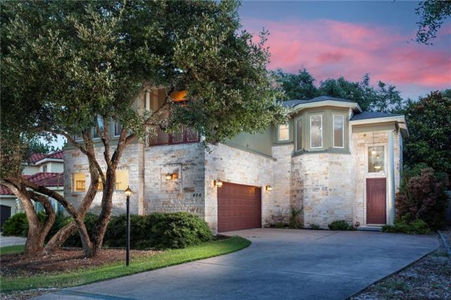 406 Hazeltine Dr, Lakeway, TX 78734 (#4581938) :: The Heyl Group at Keller Williams
