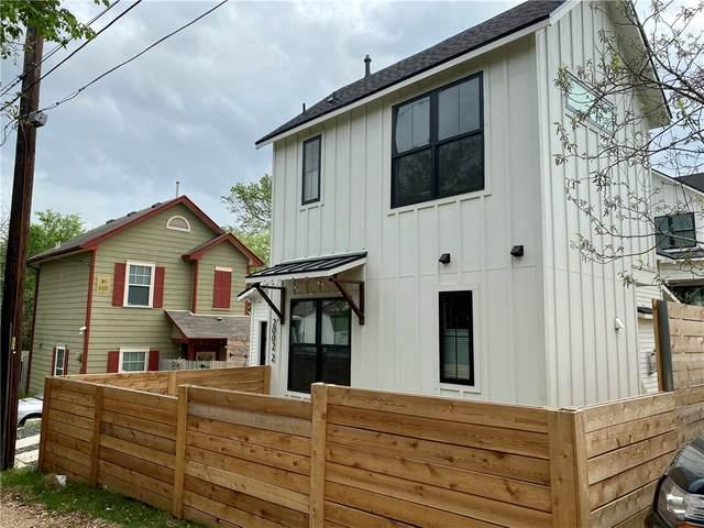 2002 E 9th St #2, Austin, TX 78702 (#4582150) :: Papasan Real Estate Team @ Keller Williams Realty