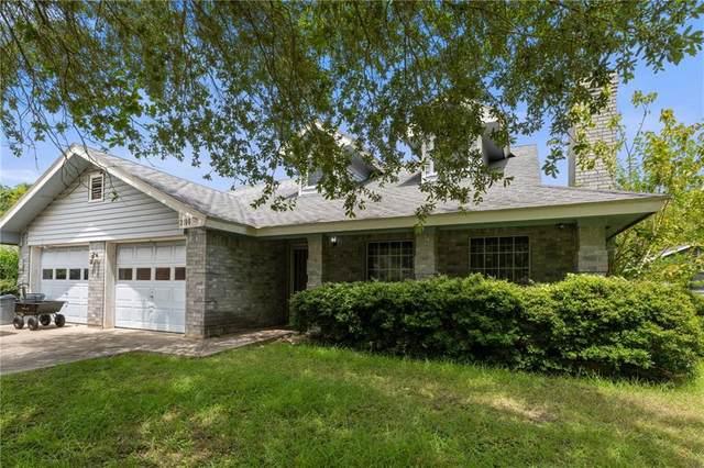 2100 Lark Ln, Taylor, TX 76574 (#4583036) :: Ben Kinney Real Estate Team