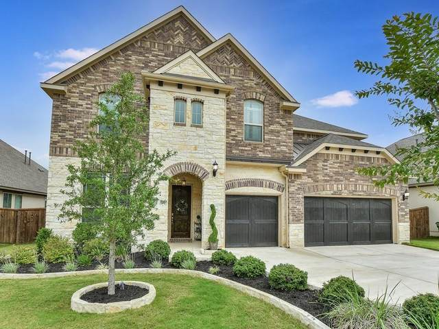 1400 Saddlespur Ln, Leander, TX 78641 (#4584666) :: The Perry Henderson Group at Berkshire Hathaway Texas Realty